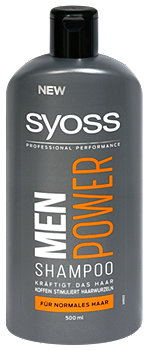 syoss Men Power & Strength Shampoo
