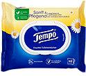 Tempo sanft & pflegend feuchte Toilettentücher Kamille