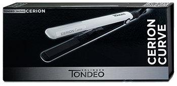 Tondeo Cerion Curve Glätteisen Weiß