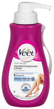 Veet Haarentfernungs-Creme Sensitive Haut