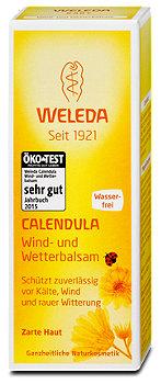 Weleda Baby & Kind Calendula Wind- und Wetterbalsam