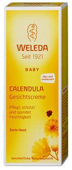 Weleda Baby Gesichtscreme Calendula