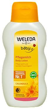 Weleda Baby & Kind Calendula Pflegemilch