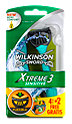 Wilkinson Sword Xtreme3 Sensitive Einwegrasierer