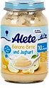Alete für Genießer Fruchtbrei Banane & Birne mit Joghurt