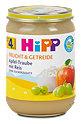 Hipp Fruchtbrei Frucht & Getreide Apfel-Traube mit Reis