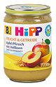 Hipp Babybrei Frucht & Getreide Apfel-Pfirsich mit Vollkorn