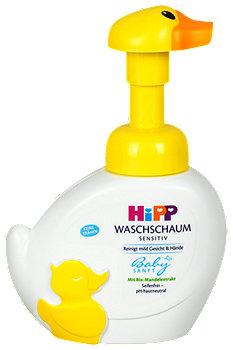Hipp Babysanft Waschschaum Sensitiv Gesicht & Hände