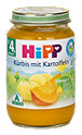 Hipp Babybrei Kürbis mit Kartoffeln