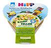Hipp Kinder Teller Nudeln mit Wildlachs in Kräuterrahmsauce