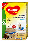 milupa Milch-Getreidebrei Schoko