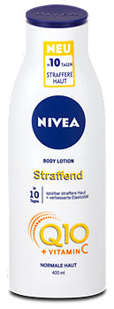 Nivea Hautstraffende Body Lotion Q10 energy+
