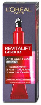 L'Oréal Paris Anti-Age Augenpflege Revitalift Laser X3