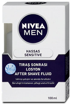 Nivea Men Sensitive After Shave Fluid