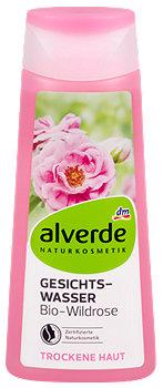 alverde Gesichtswasser Bio-Wildrose