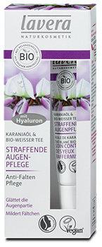 lavera straffende Augenpflege Karanjaöl & Bio-Weißer Tee