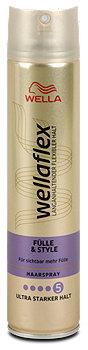 Wella wellaflex Fülle & Style Haarspray ultra starker Halt