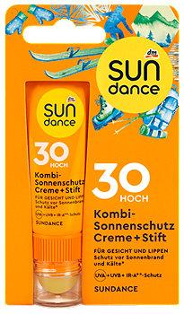 SUNDANCE Winterkombi Sonnencreme + Stift LSF 30