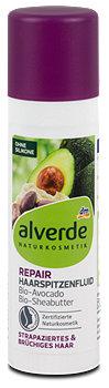 alverde Repair-Haarspitzenfluid Bio-Avocado Bio-Sheabutter