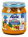 Alete Kleine Entdecker Menü Schinkennudeln in Tomatensauce