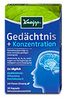 Kneipp Gedächtnis + Konzentration Kapseln