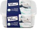 Sanft&Sicher feuchtes Toilettenpapier Sensitive Classic Box