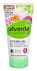 alverde Styling-Gel Lotusblütenextrakt Violetter Reis