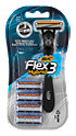 Bic Flex3 easy Rasierer