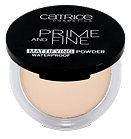 Catrice Cosmetics Prime & Fine Mattifying Puder wasserfest