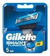 Gillette Mach3 Turbo Rasierklingen