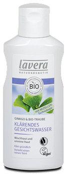lavera klärendes Gesichtswasser Ginkgo & Bio-Traube