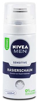 Nivea Men Rasierschaum Sensitive