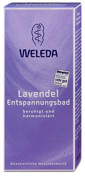 Weleda Entspannungsbad Lavendel