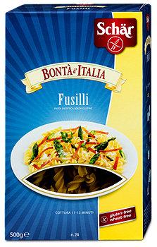 Schär Bontà d' Italia glutenfreie Fusilli
