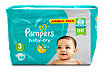 Pampers baby-dry Windeln Gr. 3 (6-10 kg) Jumbo+ Pack