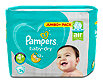 Pampers baby-dry Windeln Gr. 4+ (10-15 kg) Jumbo+ Pack