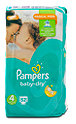 Pampers baby-dry Windeln Gr. 4 (8-16 kg)