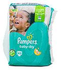 Pampers baby-dry Windeln Gr. 5+ (13-25 kg)