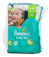 Pampers baby-dry Windeln Gr. 5+ (13-25 kg)