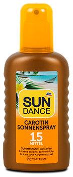 SUNDANCE Carotin Sonnenspray LSF 15