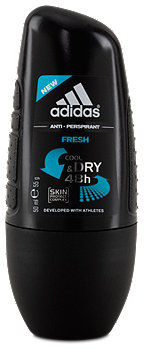 adidas Cool & Dry 48h Deo Roll-on fresh