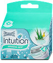 Wilkinson Sword Intuition sensitive care Rasierklingen