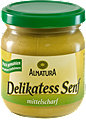 Alnatura Delikatess Senf mittelscharf