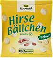 Alnatura Hirse Bällchen Erdnuss