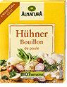 Alnatura Hühner Brühe Würfel