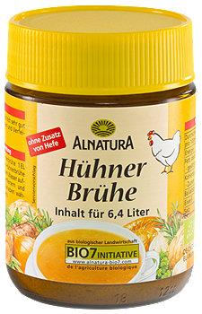 Alnatura Hühner Brühe