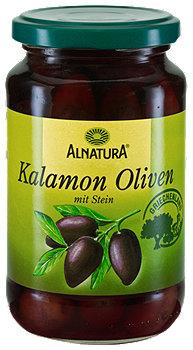Alnatura Kalamon Oliven
