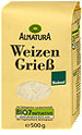 Alnatura Weizen Grieß