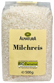 Alnatura Milchreis