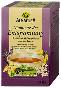 Alnatura Momente der Entspannung Tee